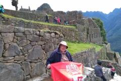 Avanti oveal Fam Rappé Peru Machu Picchu