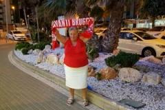 Avanti overal 201809 Ludwine Vanparrys in Costa Almeria