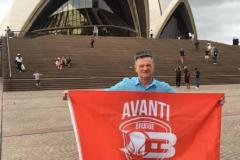 Avanti overal 20190227 Jean-Marie Van Hulle in Sidney