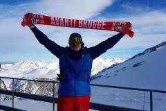 Avanti overal: Eric van Craeymeersch Les deux Alpes
