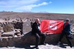 Avanti overal - Fam Rappé Peru Andes op 4910m
