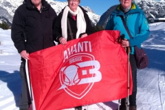 Avanti overal - familie Rappé op wandel in Seefeld Tirol